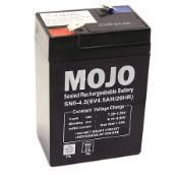 Mojo-Standard-Battery-6-Volt-Ub-645 MHW1013
