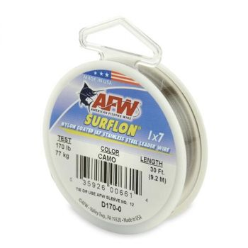 Afw-Surflon-Nylon-Coated-Wire AD170
