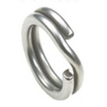 Owner-Hyper-Wire-Split-Rings-Stainless-Steel O5196-104