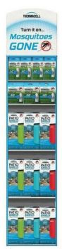 Thermacell Repellent Display Mixed Patio Shield With R4 Refills