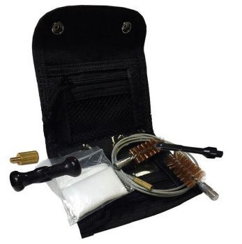 Remington Field Cleaning Kit Shotgun W/Cable & Accessories