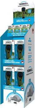 Thermacell Repellent Displays 20 - Tmr300G & 12 - Tr4